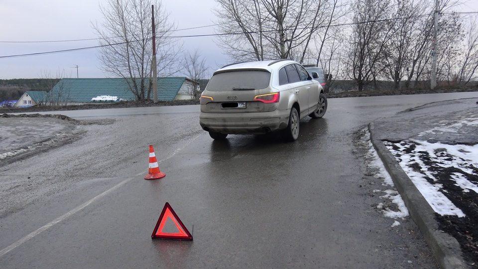 Восьмимесячный ребенок пострадал в ДТП в Каменске-Уральском