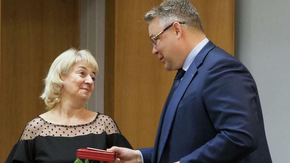 губернатор ставропольского края