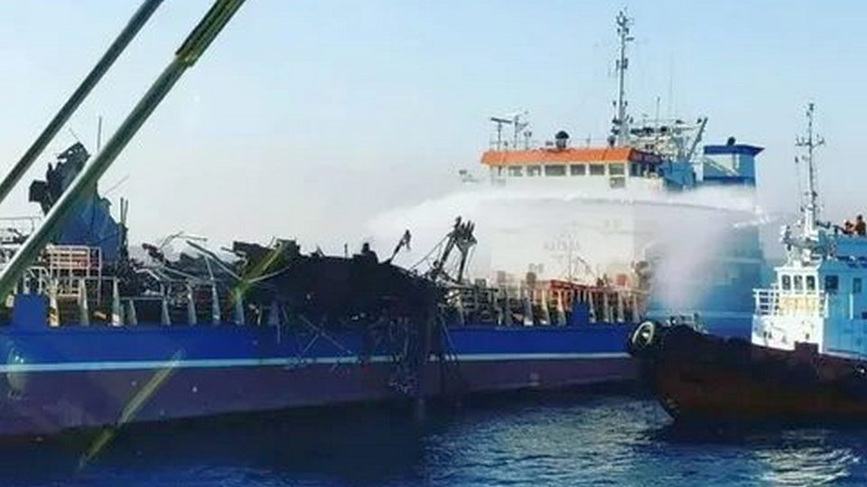На поиски пропавшего моряка в Находке направились водолазы