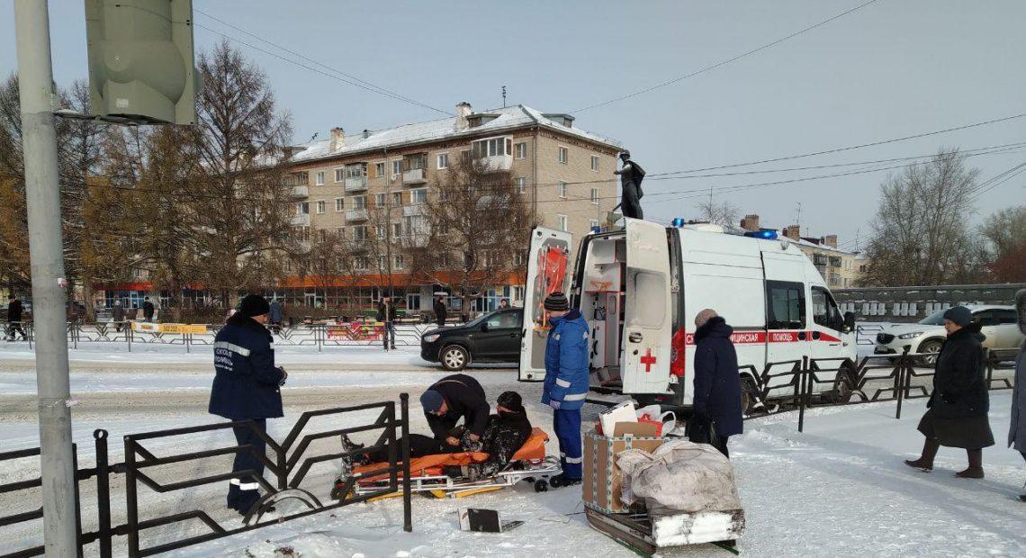 Работа Скорой помощи в Каменске-Уральском глазами очевидцев