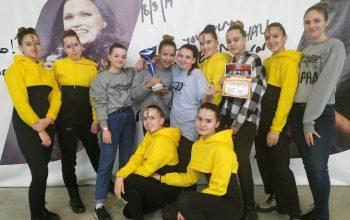 Танцевальный коллектив Какой-то клан из Каменска прославил город на международном уровне