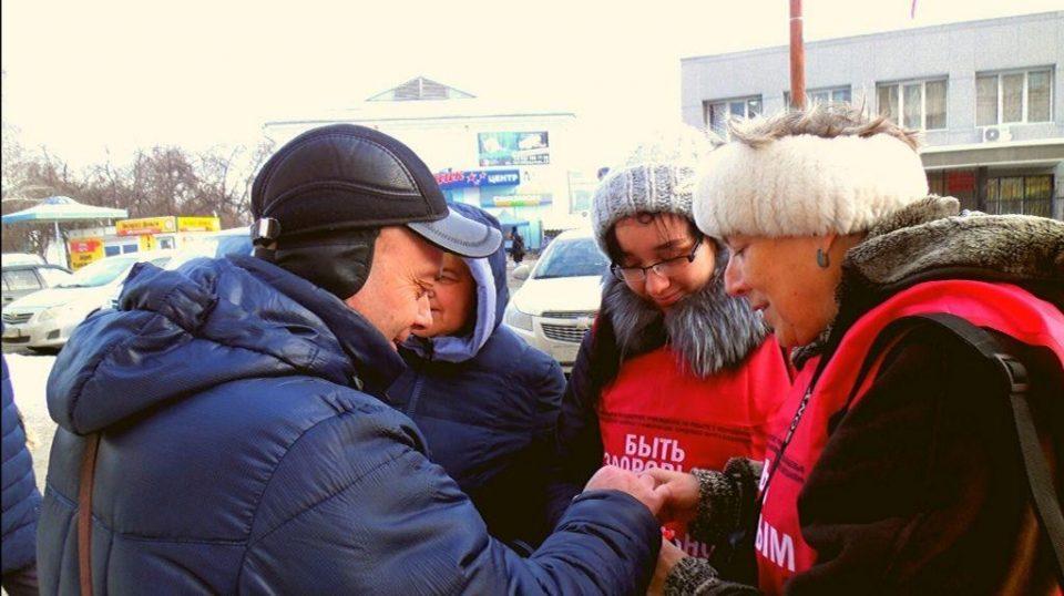 В Каменске-Уральском ВИЧ-инфицировано более 2 тысяч человек