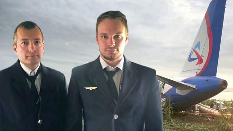 Звезду Героев России пилоты Дамир Юсупов и Георгий Мурзин получат 21 ноября в Кремле