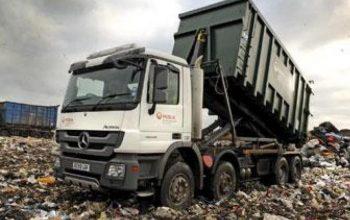 тариф на вывоз мусора