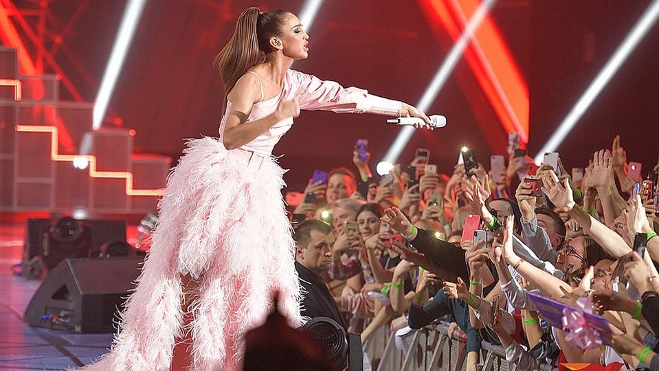 Юрий Аксюта опроверг данные о поездке Бузовой на Евровидение от России
