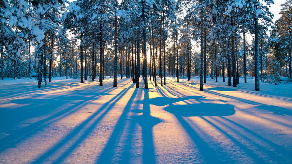Метеорологи выделяют в России шесть времен года