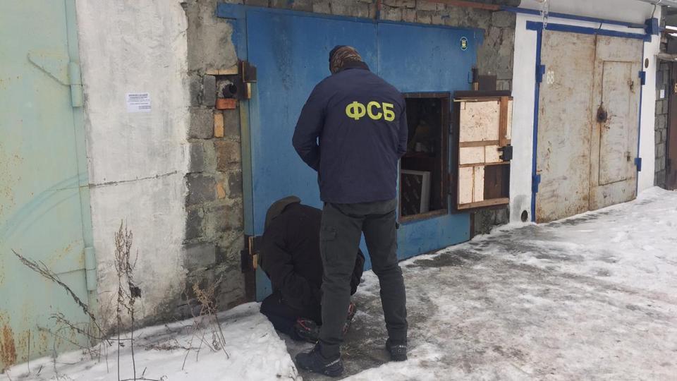 ФСБ задержала в Крыму двух радикальных исламистов из Средней Азии, которые хотели попасть в Сирию
