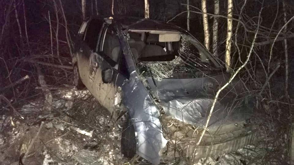 Двое подростков пострадали в ДТП под Каменском-Уральским