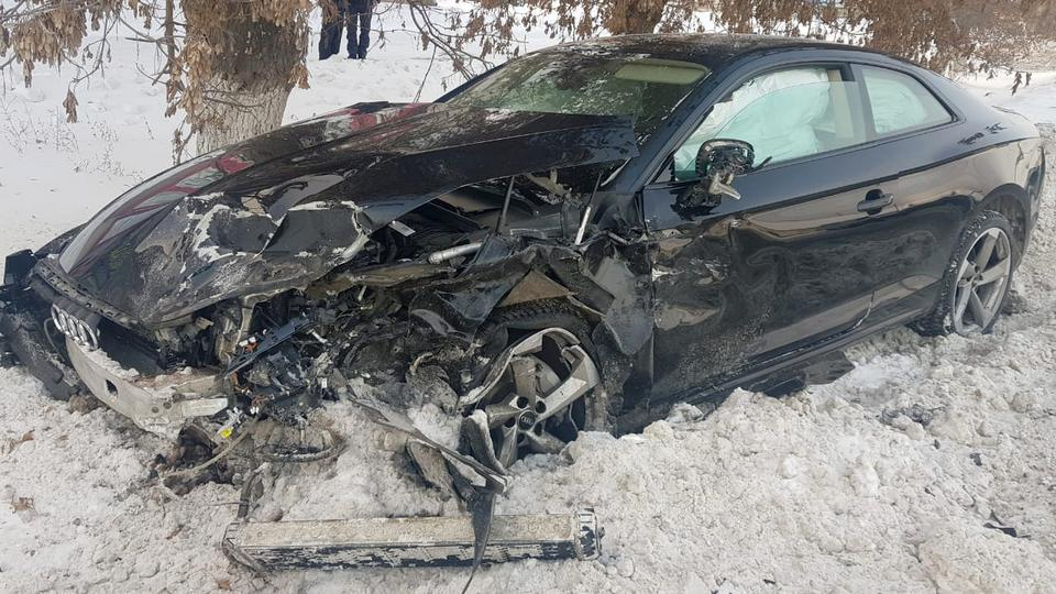 Два человека пострадали в ДТП на Алюминиевой в Каменске-Уральском