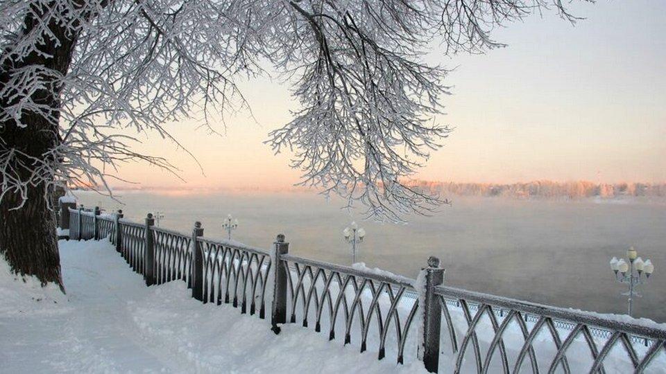 На Урал придет потепление до +1