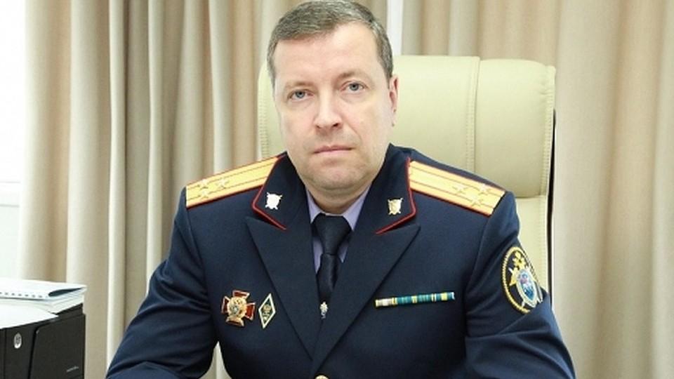 заместитель руководителя следственного комитета СК по Свердловской области