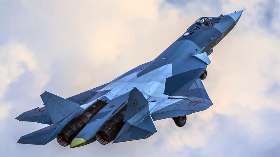 Самолет Су-57 потерпел крушение в Хабаровском крае