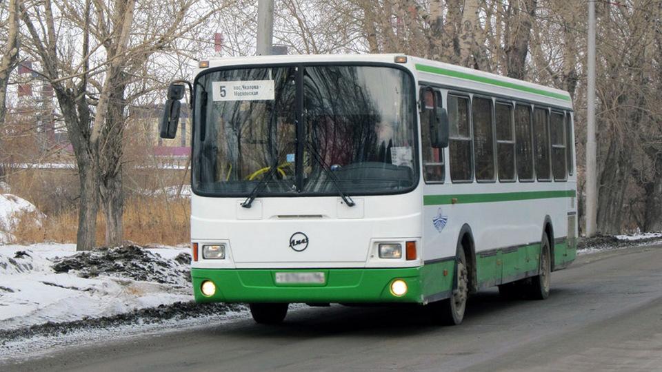 Как будет работать общественный транспорт в Каменске-Уральском на карантине