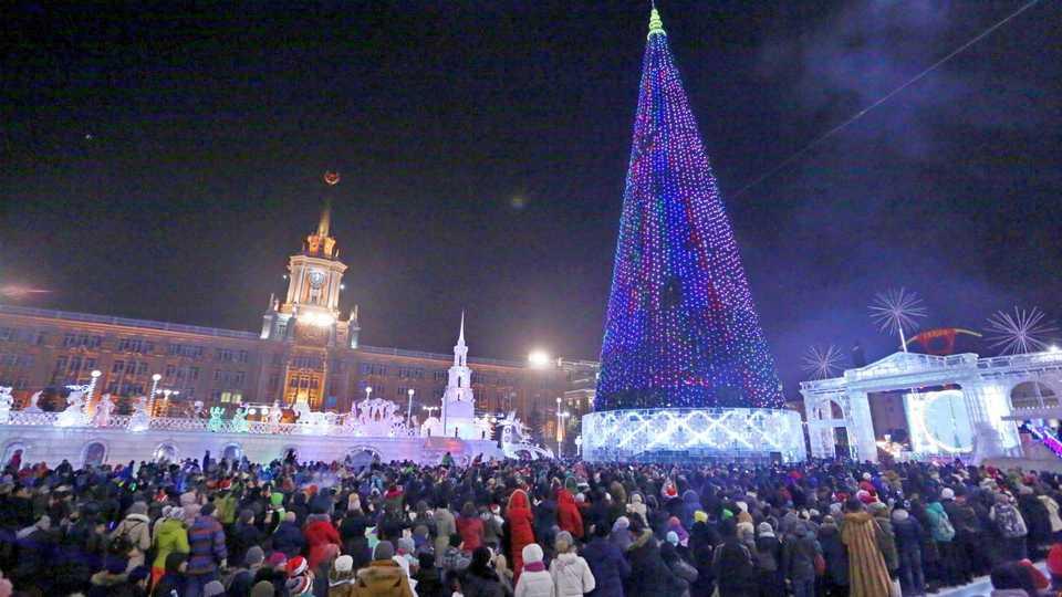 Синоптики вновь пересмотрели прогноз погоды на 31 декабря для Екатеринбурга