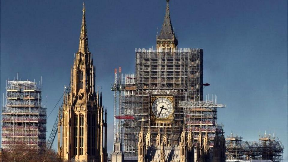Находящийся на реконструкции Биг-Бен может зазвонить в честь Brexit