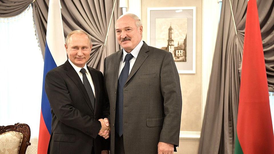 Российский газ Лукашенко не нужен