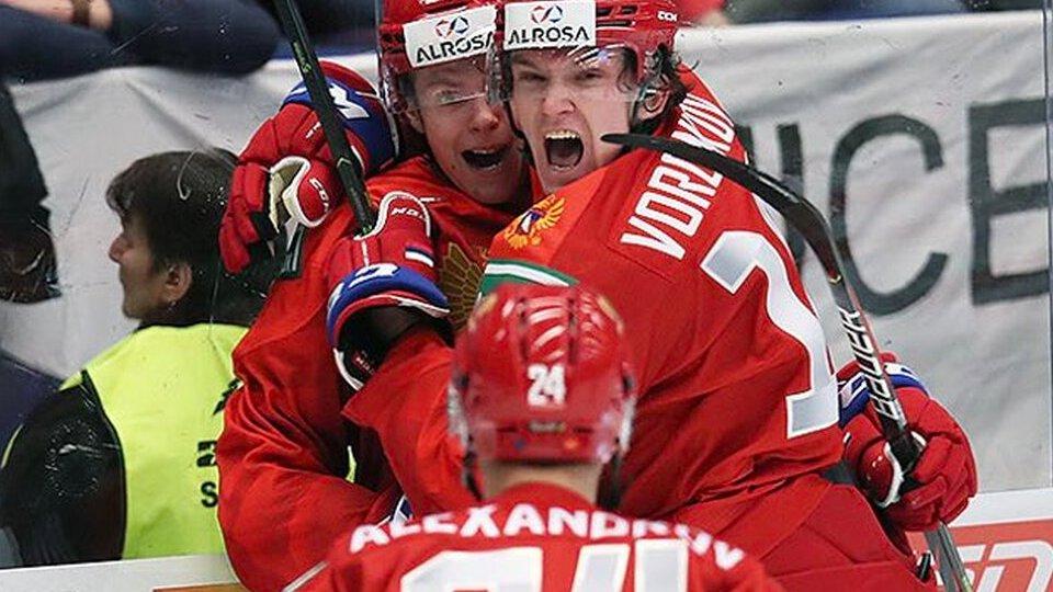 молодежная сборная по хоккею