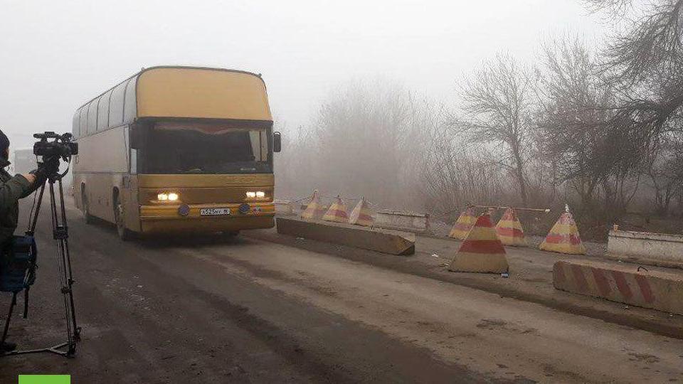 обмен военнопленными между Украиной и Донбассом