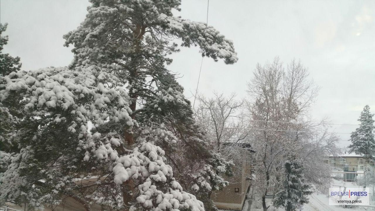 После морозной ночи в Свердловскую область придет потепление
