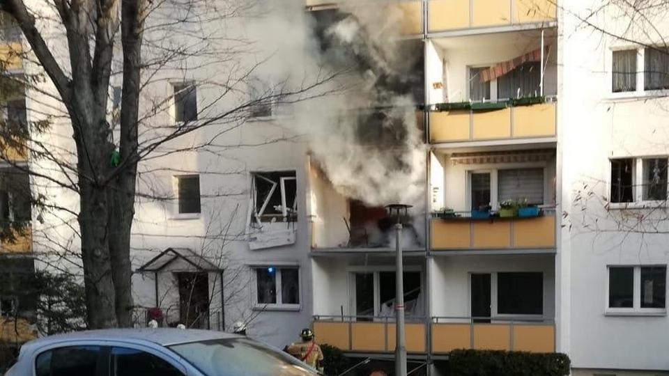 Один человек погиб в результате взрыва в жилом доме в немецком Бланкенбурге