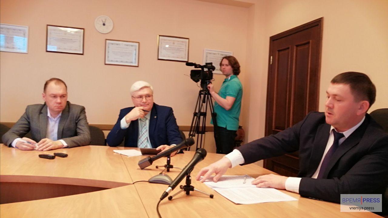 У Алексея Шмыкова четкая позиция по развитию города