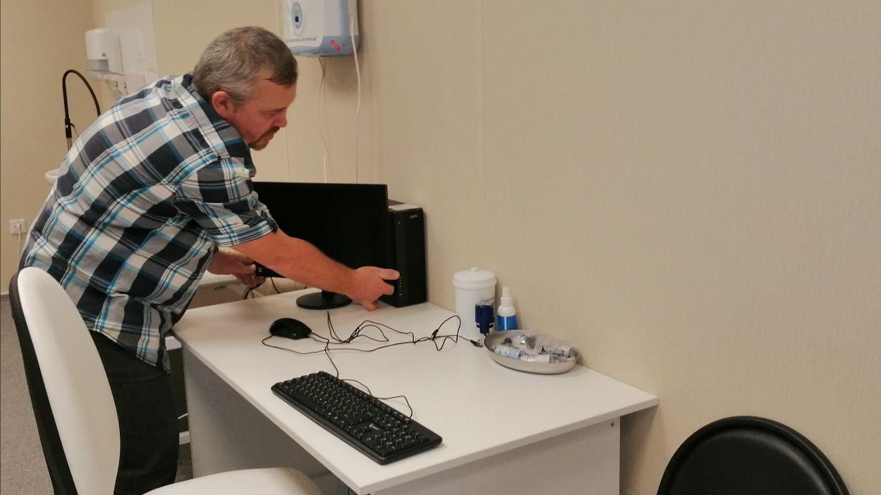 Больницы Каменска и Каменского района дооснастили компьютерным оборудованием