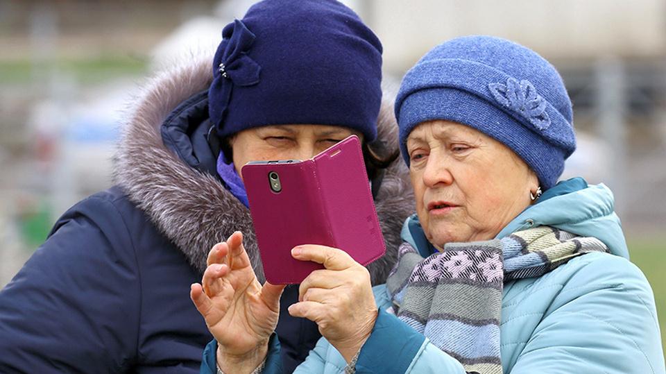 Российские пенсионеры стали активнее осваивать интернет