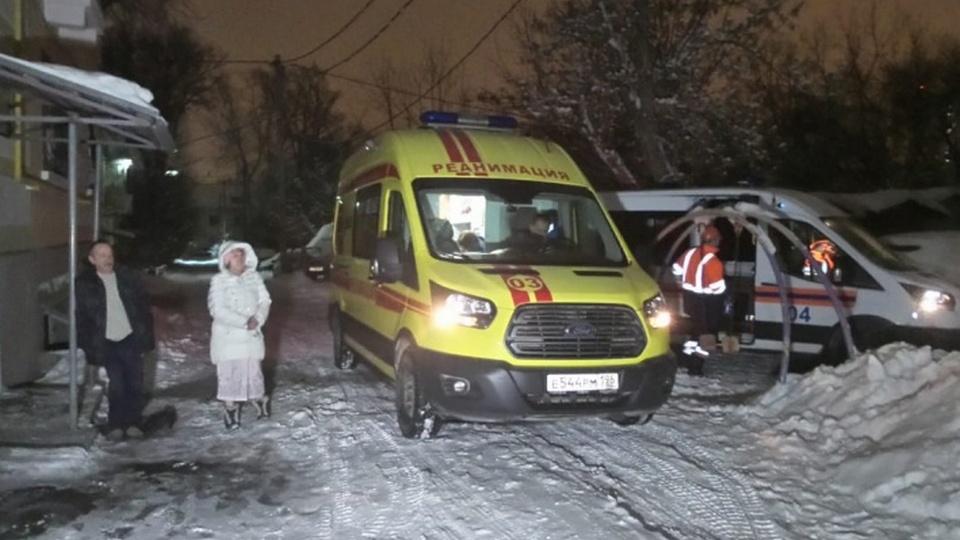 В Екатеринбурге подросток спас весь подъезд от пожара