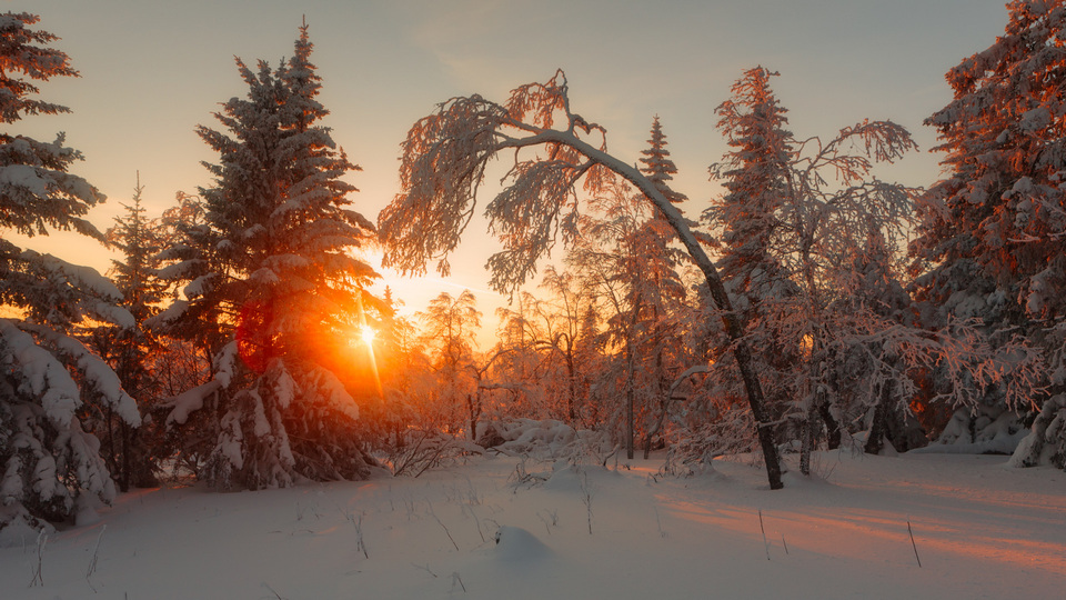 Новое похолодание идет на Свердловскую область