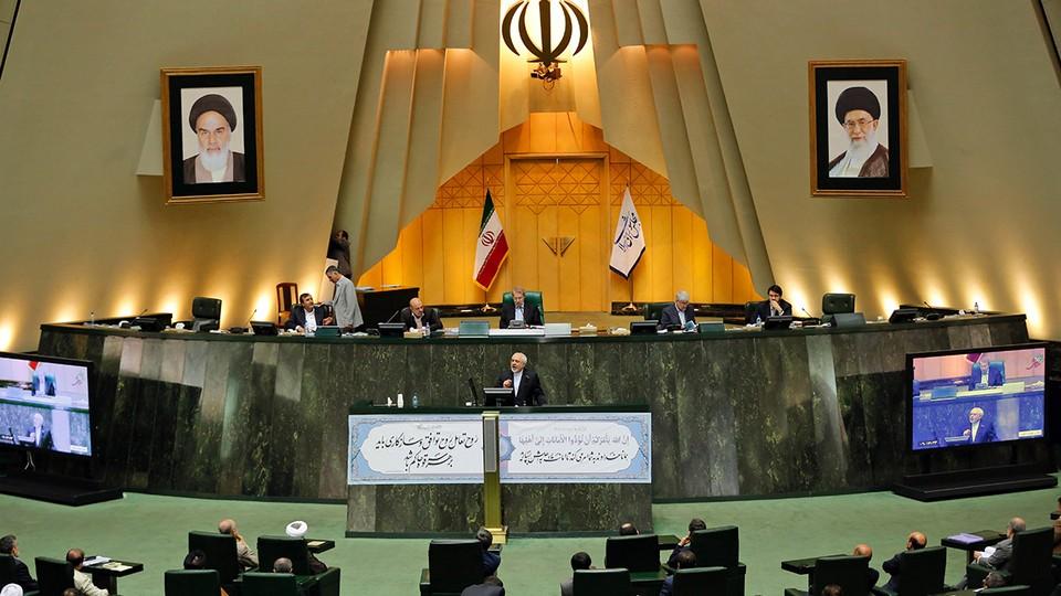 Меджлис Ирана признал Пентагон террористической организацией