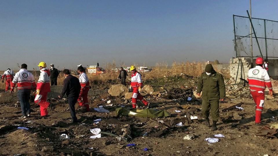 Большинство погибших в авиакатастрофе в Иране являлись гражданами Канады