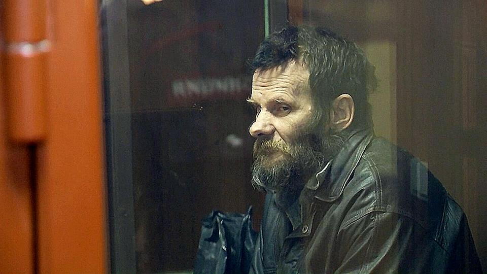 В Архангельске судят людоеда