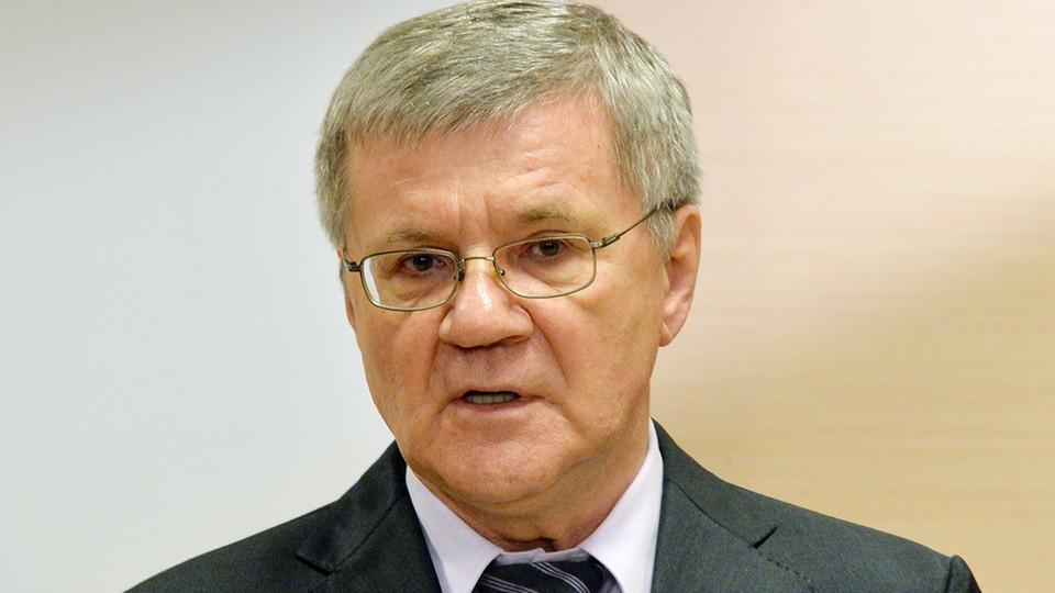 Юрий Чайка может занять пост полпреда президента РФ в Северо-Кавказском округе