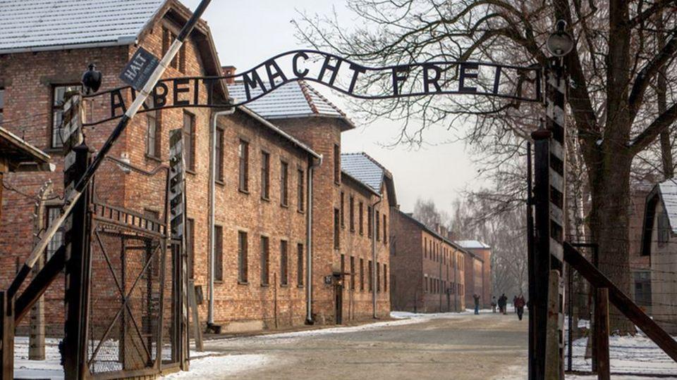 Посольство США в Дании извинилось за приписывание освобождения Освенцима американцами