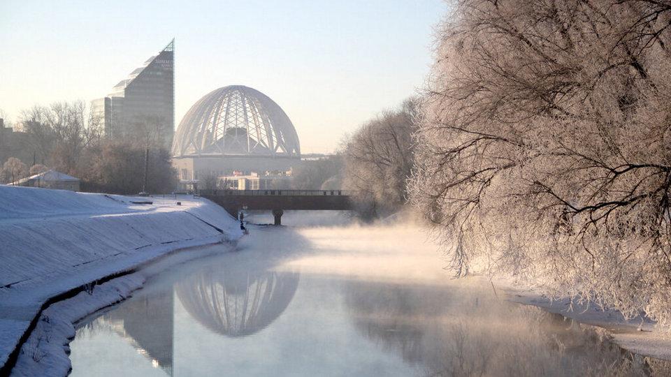 Похолодание на Урал придет 28 января