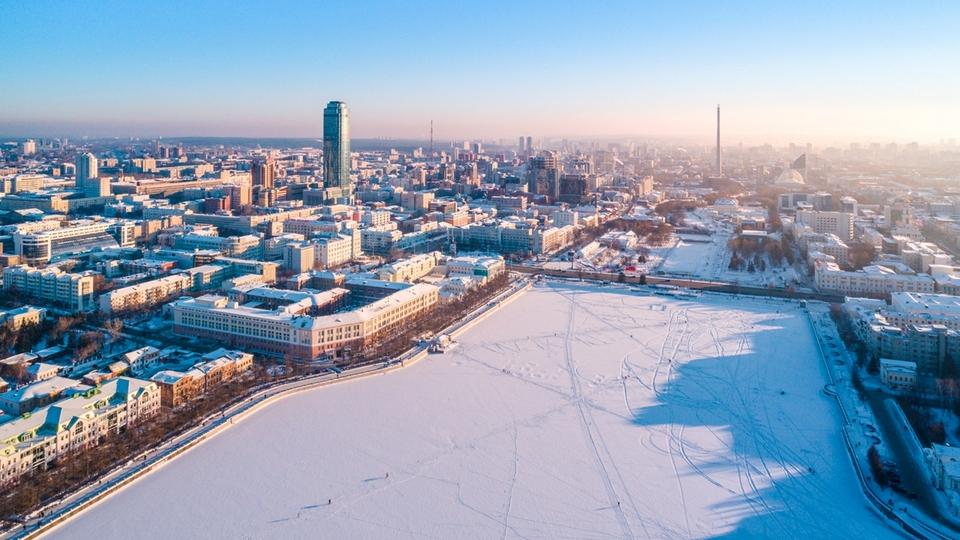 Резкое похолодание в Свердловской области ожидается с 30 декабря