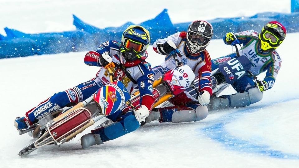 В Уфе завершились этапы Командного Чемпионата России по мотогонкам на льду в Суперлиге