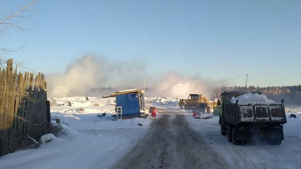 МЧС Свердловской области прокомментировало запах гари в Екатеринбурге