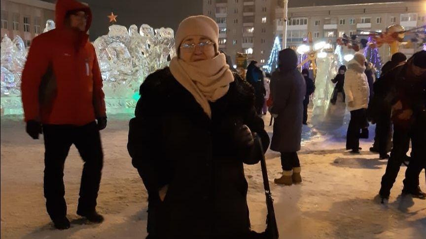 Елена Шеремет в программе Острый вопрос ответит на вопросы горожан