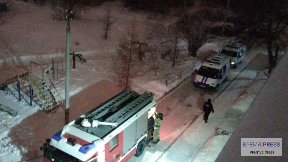 В администрации города не подтвердили, что причиной хлопка в доме по Привокзальной стал газ