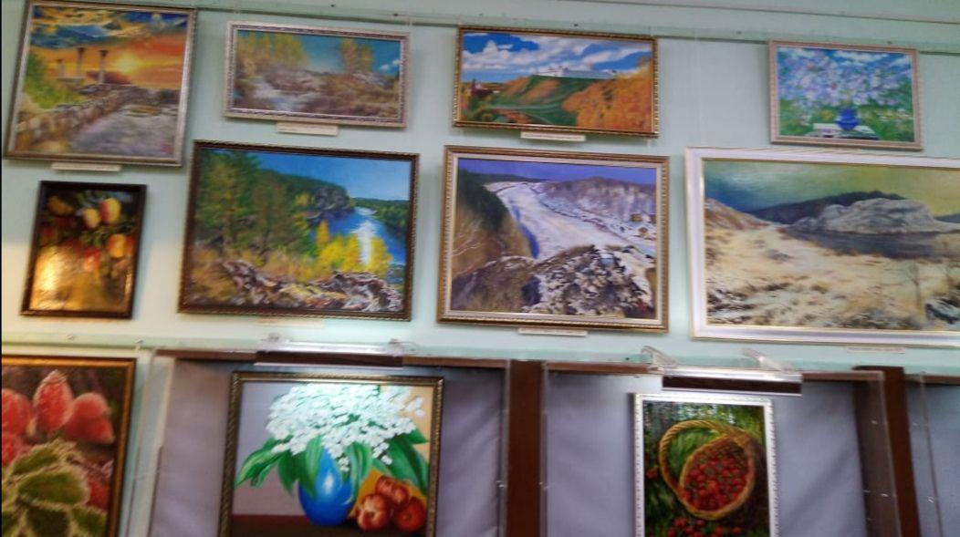 Выставка Анатолия Терентьева