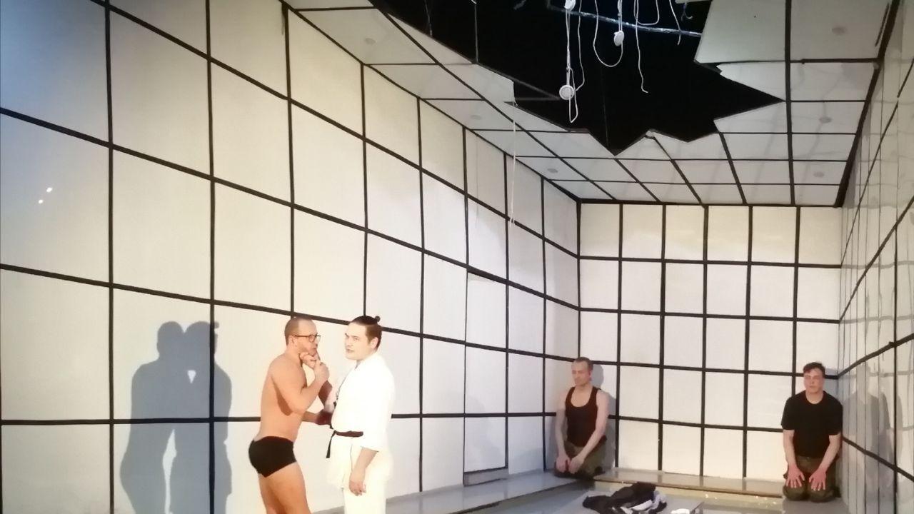 """Спектакль Лодочник """"взорвал"""" Драму № 3"""