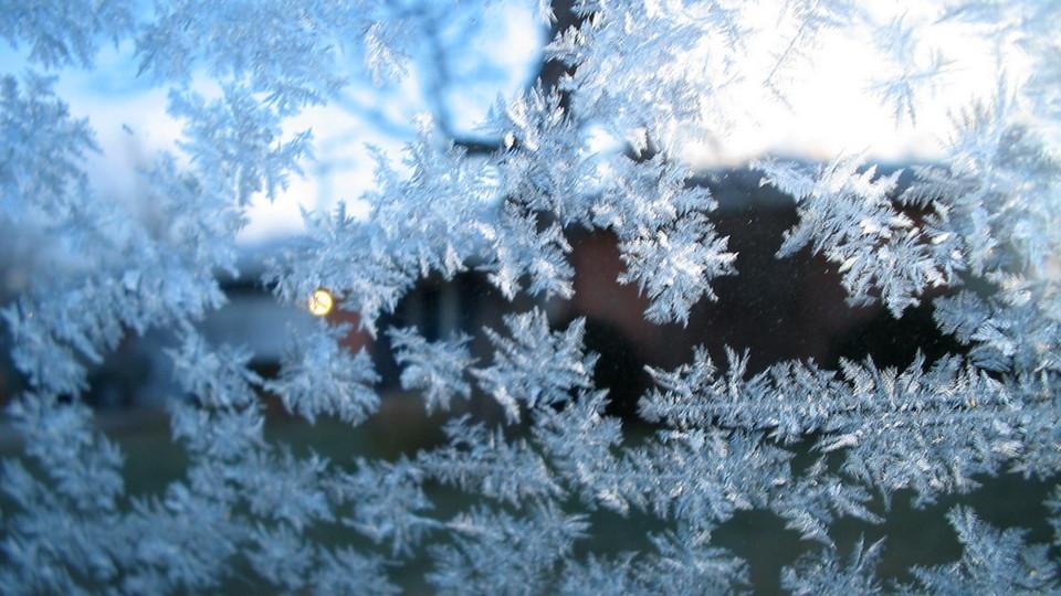 В Свердловской области начались аномальные морозы