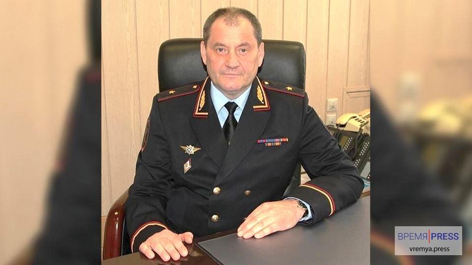 В республике Коми задержали за взятку главу МВД Виктора Полковникова