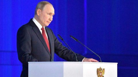 Ежегодная пресс-конференция Путина пройдет 17 декабря