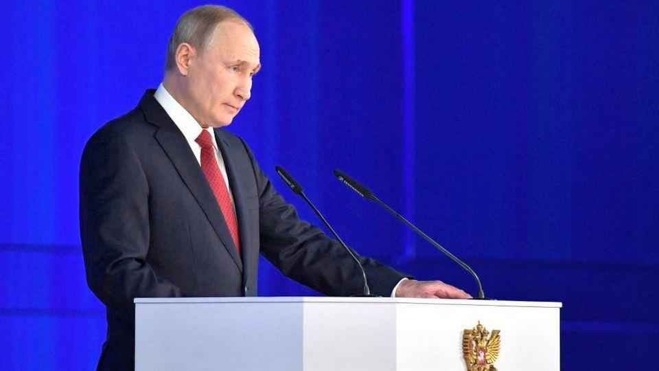 Путин проведет совещание на тему COVID-19 в России