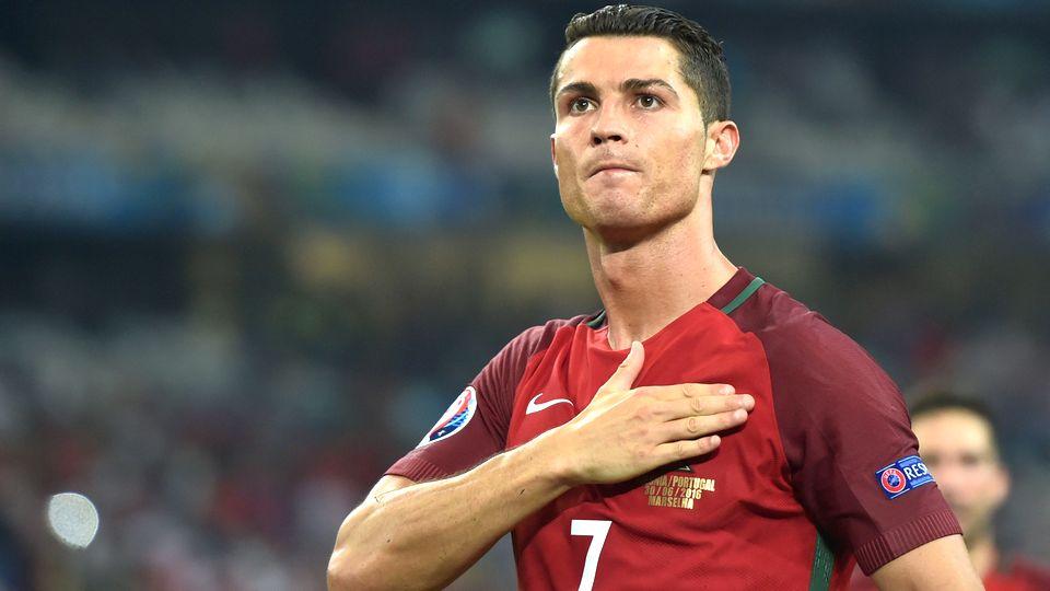 Роналду стал первым в мире футболистом-миллиардером