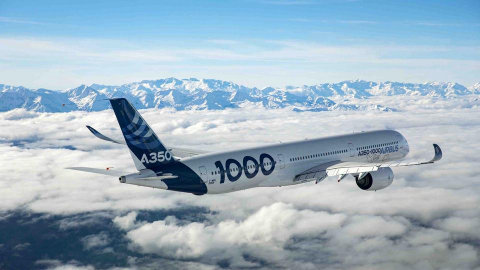 Самолет Airbus совершил первый полностью автоматический взлет