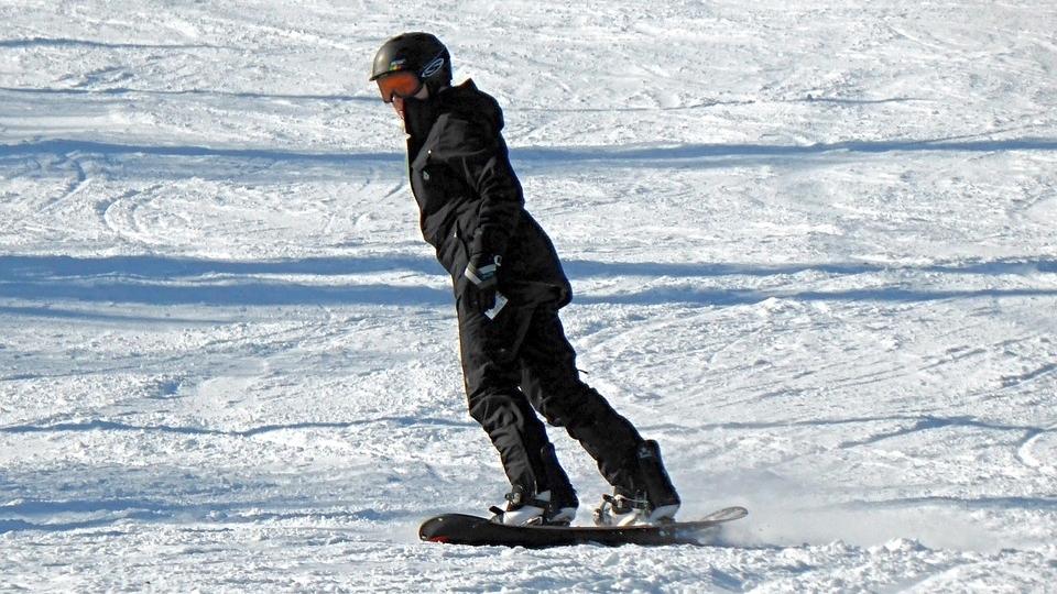 В Каменске-Уральском открывается секция сноубординга