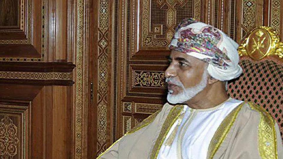 Султан Омана Кабус бен Саид